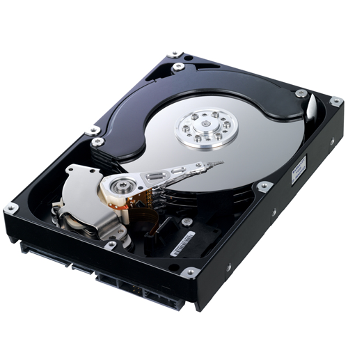 recycle hard drives